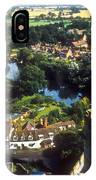 A View From Blarney Castle In Ireland IPhone Case