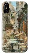 A View On The Sacre Coeur IPhone Case