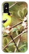 A Vision Of Spring IPhone Case