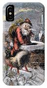 A Visit From St Nicholas IPhone Case