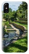 A Walk In The Park IPhone Case