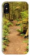A Walk Through The Rainforest IPhone Case