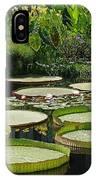 A Water Garden IPhone Case