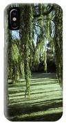 A Weeping Willow Casts Long, Cool IPhone Case