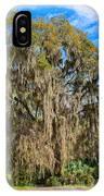 A Well Dressed Oak IPhone Case