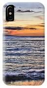 A Western Maui Sunset IPhone Case