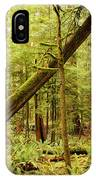 A Whisper In The Rainforest IPhone Case
