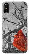 A Winter Wonder IPhone Case