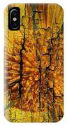 A Woody Texture IPhone Case
