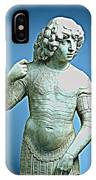 A Young Warrior, Tullio Lombardo Poster 2 IPhone Case