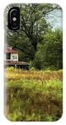 Abandoned Farmhouse IPhone X Case