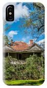 Abandoned Mansion IPhone Case