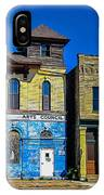 Abandoned Milwaukee Fire House IPhone Case