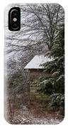 Abandoned Shed IPhone Case