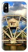 Abandoned Swingbridge IPhone Case