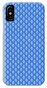 Abby Damask In White Pattern 18-p0113 IPhone Case