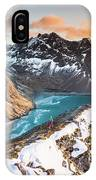 Above The Beach IPhone Case