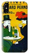 Absinthe Extra-superieure 1899 IPhone Case