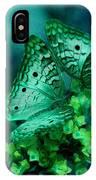 Absolute Flower Gloria Catus 1 No. 1 B H A IPhone Case
