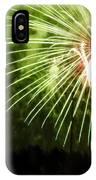 Abstarct Art Five IPhone Case