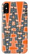 Abstract # 2060ew4a IPhone Case