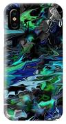 Abstract 011211 IPhone Case