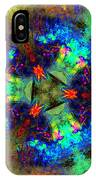 Abstract 012211 IPhone Case