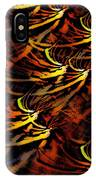 Abstract 022611a IPhone Case