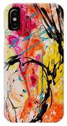 Abstract 058 IPhone Case