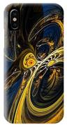 Abstract 060910 IPhone Case