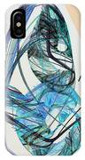 Abstract 061011b IPhone Case