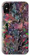 Abstract 070915 IPhone Case