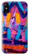 Abstract 10316 - Cropped IPhone Case