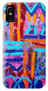 Abstract 10316 II IPhone Case