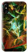 Abstract 110810 IPhone Case