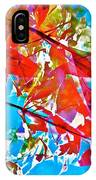 Abstract 128 IPhone Case