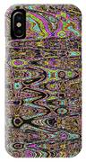 Abstract #141 IPhone Case