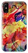 Abstract 17-05 IPhone Case