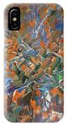 Abstract #179 IPhone Case