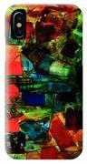Vibrant Flow. IPhone Case