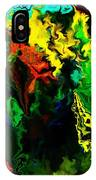 Abstract 2-23-09 IPhone Case
