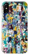 Abstract 2018-02 IPhone Case