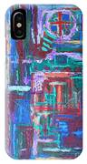 Abstract 27 IPhone Case