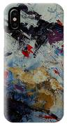 Abstract  33900122 IPhone Case