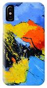 Abstract 363604 IPhone Case