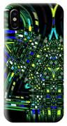 Abstract 401 IPhone Case