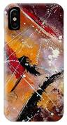 Abstract 45 IPhone Case