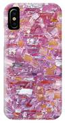 Abstract 467 IPhone Case