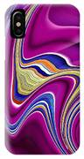 Abstract #49 IPhone Case