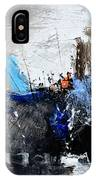 Abstract 51703 IPhone Case